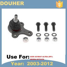 China manufacturer repairkits for ADUI A3/SEAT ALTEA/SKODA support steering link OEM 1K0 407 365C