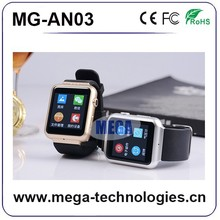 "5mp camera, 1.54"" touch screen, bluetooth GPS WIFI bluetooth Android best wrist watch cell phone"