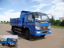 Foton forland 4*4 dump truck for EAST Africa,4*4 used man diesel tipper truck