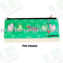 2012 new PVC Pouch with ziplock ISO certificate