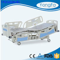 Plastic parts manufactuing center High Quality CE ISO13485 ICU electric hospital bed dimensions