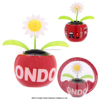 London Base Daisy Solar Buddy/solar toys/flip flap