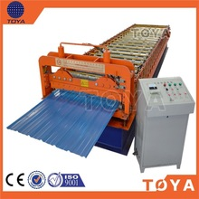 TOYA specialized jch roll former /joint hidden roll forming machine /automatic stamp machine