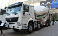 Sinoturk HOWO Concrete Mixer Truck