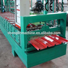 Type-860 tamping plant for color steel,automatic rolling machine,aluminium roofing corrugated machine