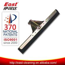 rubber squeegee plastic floor cleaning wiper