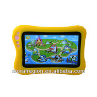 3d games tablet for kids with mass learning applications wifi tablet pc kids