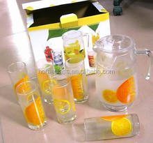 Competitive price good quality colorful glass scent bottle designs with lid glassware