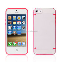 Lowest wholesale case for iphone 5 for iphone 5s hard case with fast delivery
