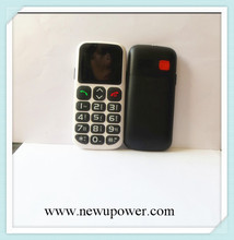 Paypal buying retail color box DHL shipping EU,US,UK plug charger simple senior mobile phone for old people