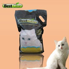 2015 new cat products Super Absorbent Light Complex Mineral Cat Litter