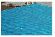 Sarking/Insulation Underlay Blue PE Woven Foil Laminated Material with Breathable Membrane