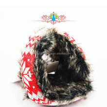 cute china sport Warm earmuff knitted