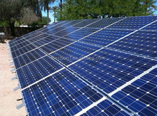 Complete Set High converting solar electricity generating system for home 25KW