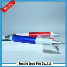 Personalized items classical logo printed plastic ballpoint pen