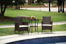 garden furniture HB21.9203 outdoor furniture chair dining table set