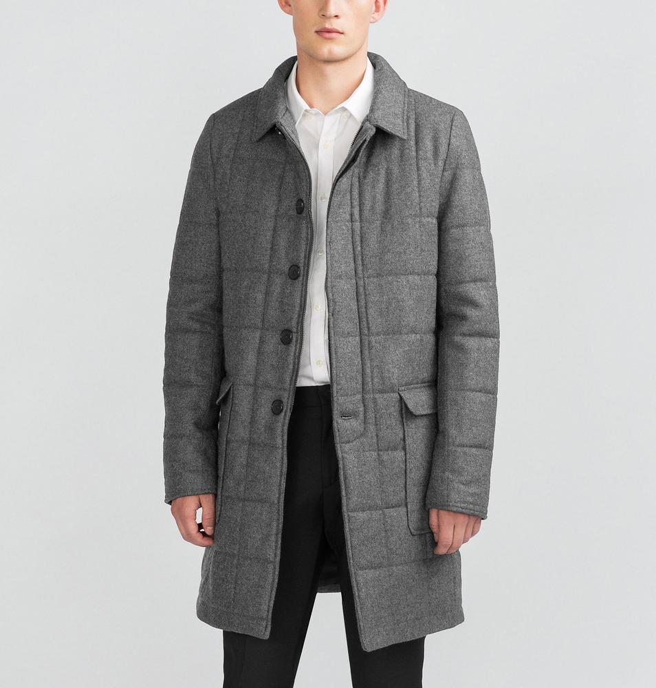Zara Man Пальто