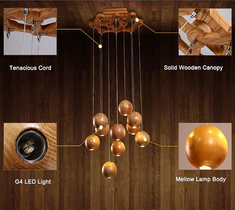 Arte diseñador personalidad creativa IKEA comedor iluminación ...