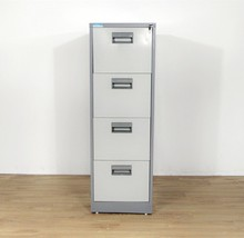 Factory direct lockable 4 drawer filing cabinet/steel office furniture