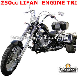 Warrior 3 Wheel Motorcycle
