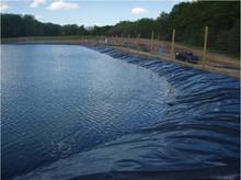 shrimp and fish farming geomembrane pond liners