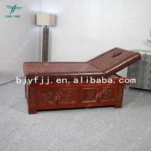 Spa furniture electric massage bed