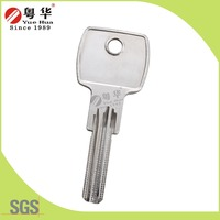 Designer house keys blank wholesale from YUEHUA