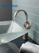 Single handle stainless steel/brass wash basin mixer tap models