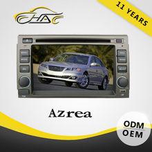 Hyundai AZERA car dvd gps navigation bluetooth radio ipod touch screen video audio player