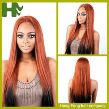 hot selling new popular fashion style artificial hair wigs