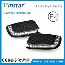 For benz smart fortwo 08-10 car led drl lights with 12V E4 certificated