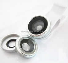 Newest most popular 360 degree round circle fisheye lens