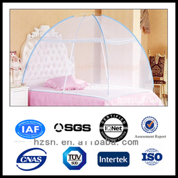 50D polyester mosquito net tent for home