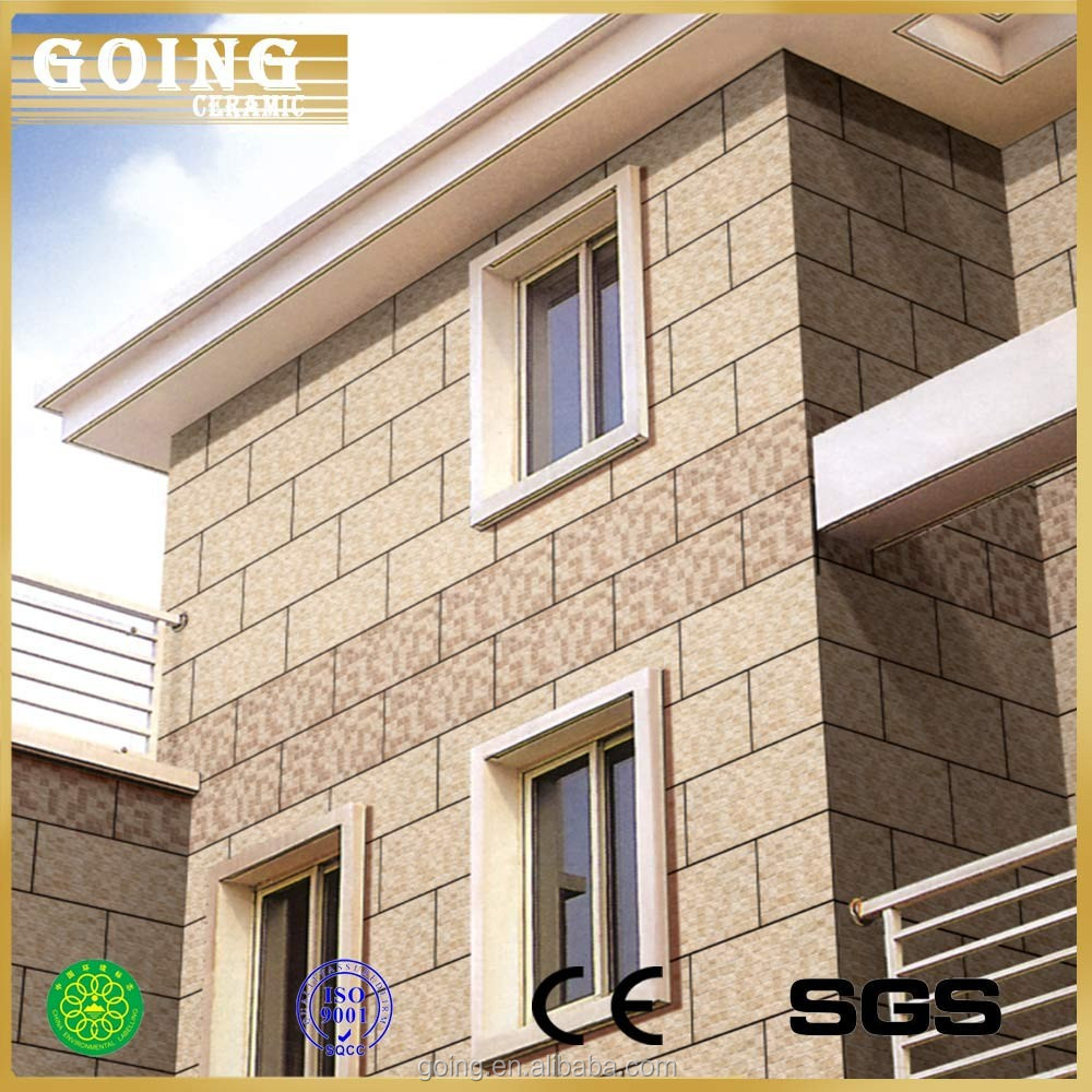 Exterior building materials for house home decor Materials for exterior walls