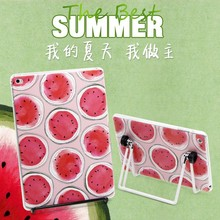 watermelon pattern back case for Apple ipad Air mini, for tablet tpu
