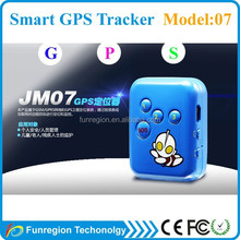 China Supply app sos call mini children gps tracker for kids old people