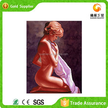 Advanced Equipments Gemstone Embroidery 3d Diy High Quality Picture Nude Women Painting