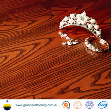 Grandeur Waterproof Indoor Flooring basketball flooring, pvc plastic flooring rolling, laminated wood flooring