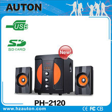 2015 most popular products 2.1 laptop computer speaker,2.1 computer speaker with usb sd fm