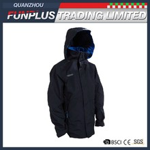Kids new style windproof softshell jacket for winter