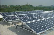 Easy installation 1KW solar power system include off grid solar inverter /pv modules /solar power system for small homes