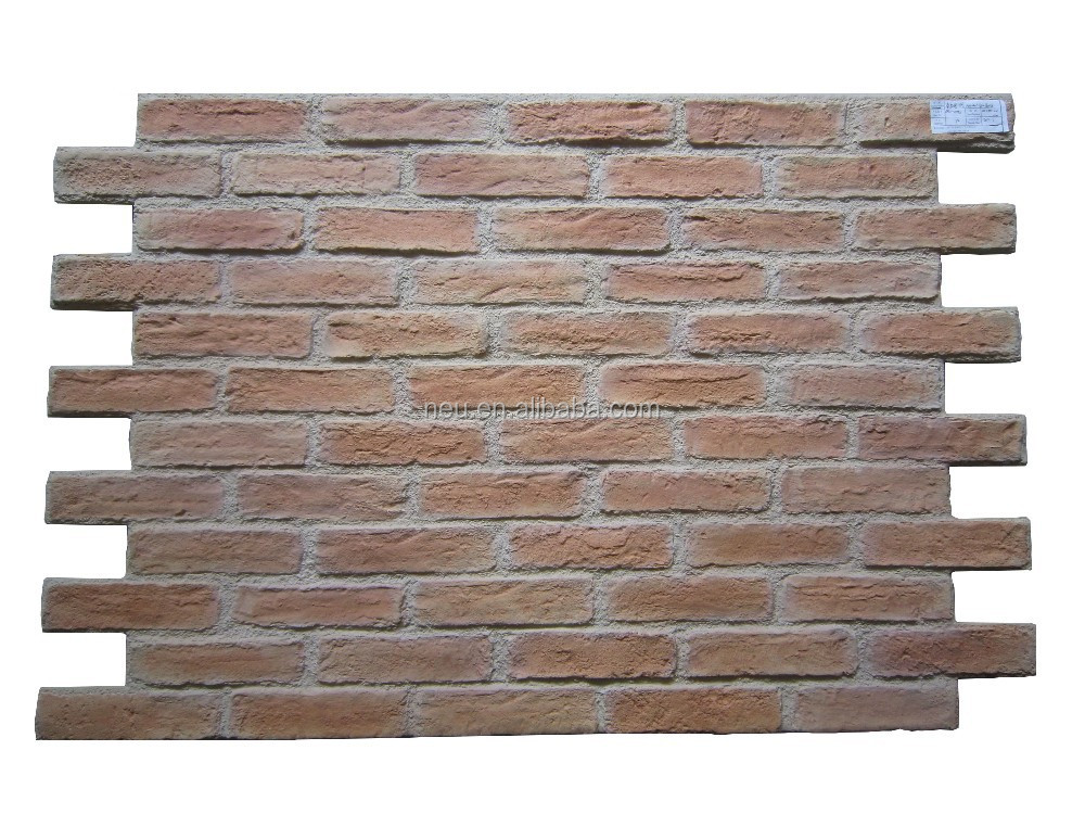 3d wall panel polyurethane foam bricks interior wall for 3d brick wall covering