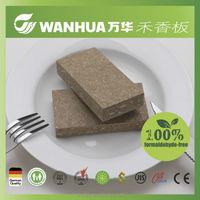 100% formaldehyde free fiber board electronic