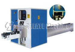 Well sold in 2015 HC-LStoilet paper log saw machine