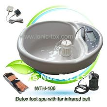 Foot Detox Ion Spa with high quality