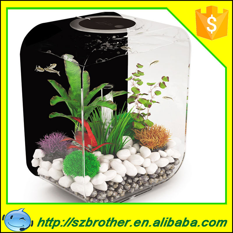 China Factory Wholesale Customized Fiber Fish Aquarium
