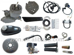 2 cycle bicycle engine kit/ Bicycle motorised kit moteur du moteur de gaz de moto /gasline engine kit