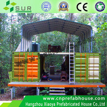 exported globally prefab container house