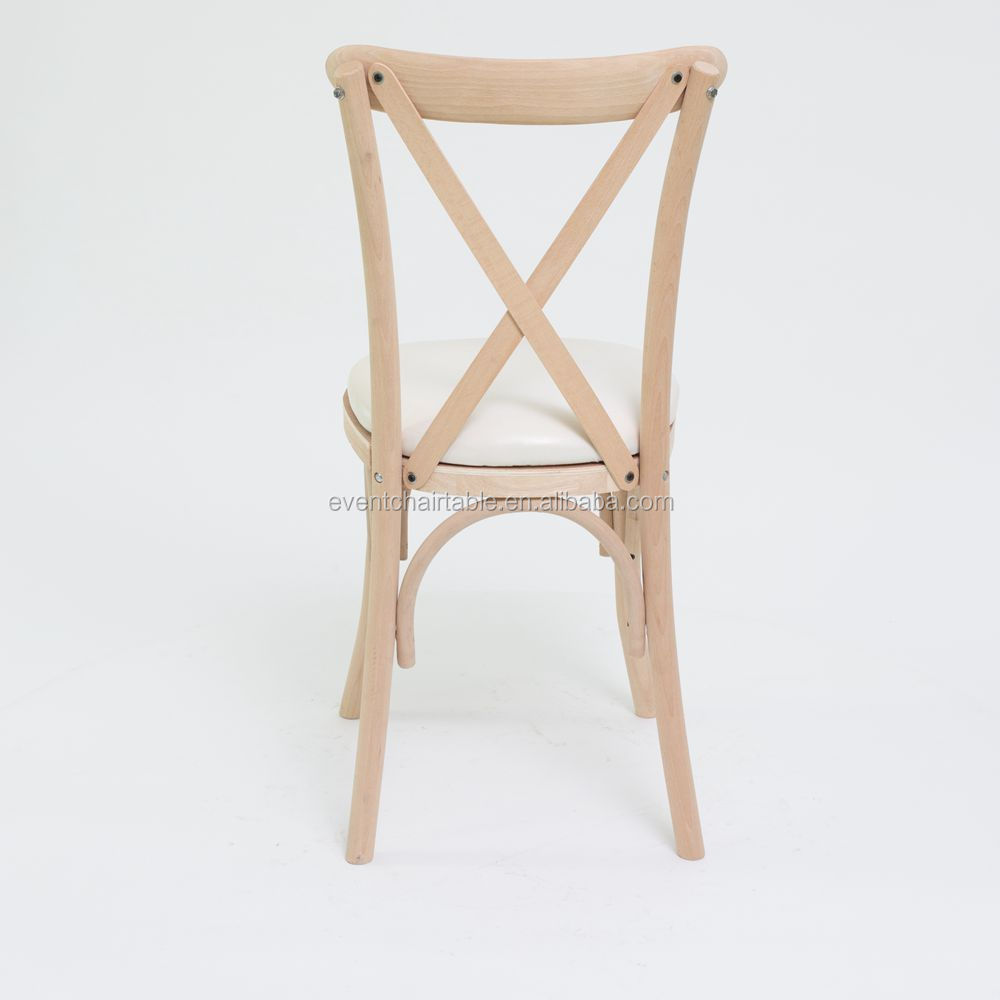 Cross Back Bistro Chair Bistro Cross Back Side Chair Set