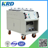LYC Safety Industrial Tiny Particle Removing Engine Oil Purifier Cart